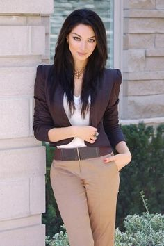 she is one of the most beautiful/gorgeous women in the world Claudia is an actress, dialect coach, model… Beautiful Gorgeous, Most Beautiful Women, Beautiful People, Persian Beauties, Girl Fashion, Fashion Outfits, Brunette Beauty, Models, Spice Girls
