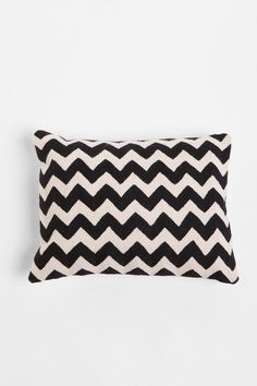 great crewel zig zag pillow and a great price! (only 39bucks at urban outfitters)
