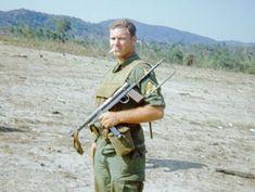 MACV-SOG - SFC Dick Nowak, RT-Texas, CCC, 1969 ~ Vietnam War