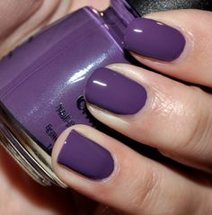 China Glaze Up & Away Collection: Grape Pop Nail Lacquer