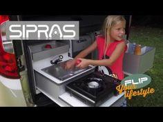 Camping Box FLIP for Fiat Doblo - YouTube
