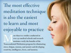 The Science of Transcendental Meditation | Health & Fitness | Learnist