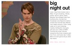 STEFON. favorite ever. SNL needs to come out with a dvd of only Stefon moments. I'd watch it every day.