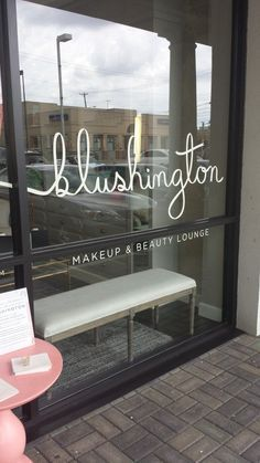 Blushington Dallas #makeup #salon