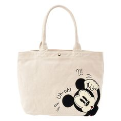 Mickey Mouse I'm in a Fantasy Tote Bag