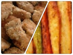 Top 10 fast food recipes you can make at home food dinners food healthy chicken nuggets vegie fries forumfinder Choice Image