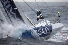 Vendée Globe 2012-13. Dia 8.