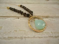 Tribeca Necklace | Laura J Designs – Handcrafted Fine Jewelry