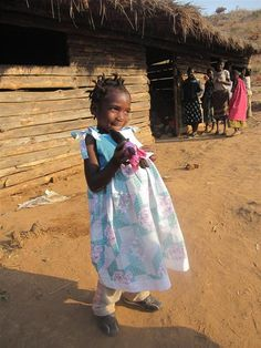 Little dresses for Africa.  Malawi 2015.  Volunteer team leaves March 12.  We need your help.