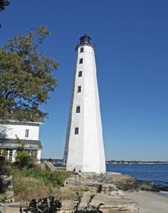 "11x14"" New London, CT Lighthouse New England Fine Art Photography Photo Print"