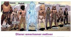 Dioses nativos norteamerica
