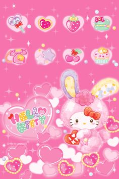 915 Best Hello Kitty Images Cat Gatos Hello Kitty Wallpaper