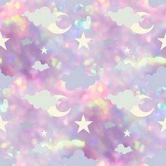 Cosmic Kawaii - pattern.