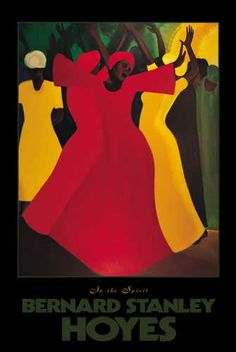 In the Spirit by Bernard Hoyes