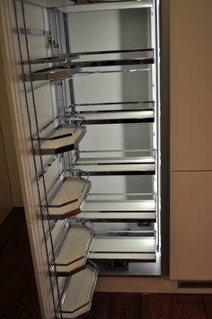 Interior kuchnie  Cargo