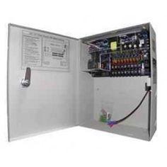 Sursa alimentare 12V DC 10A in cutie metalica cu Backup