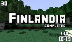 With a name like Finlandia, you might assume this resource pack is supposed to…