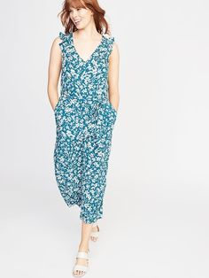 Bracing Up The Whole System And Strengthening It Sz 4 Guess Women's Green Tropical Printed Off Shoulder Romper W/ Belt