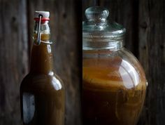 Continuous Brew Kombucha is easier than you think: Brew sweet tea, add sugar, add a kombucha mother and let it sit for a week.  Then, take a bit from the crock, add more sweet tea and keep up with the cycle.