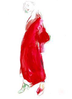 Tania Furnea illustration