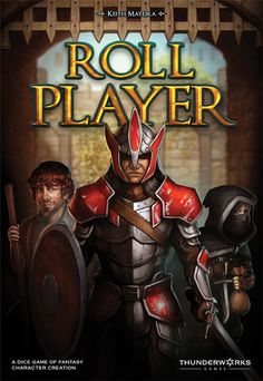 The Cardboard Republic Roll Player Giveaway! Ends November 4, 2016.