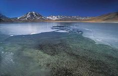Laguna Miñiques - Atacama Desert - Chile