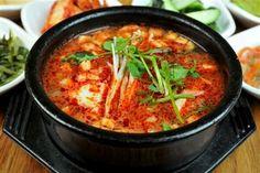 Ngon đúng chuẩn Hàn với cách làm canh kim chi thịt bò ngon nhất