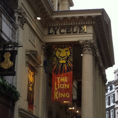 The Lion King. The musical