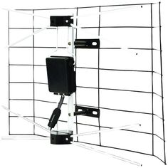 FOXSMART 10210 Simple Outdoor HDTV Antenna. HD reception for national broadcasts & local stations;  1080p, 100% digital signal;  High HDTV, VHF & UHF reception;  Omnidirection 360deg coverage;  30-mile range;  Highly-efficient noice-reduction circuit;  Includes all mounting hardware & durable coaxial cable;FOXSMART 10210 Simple Outdoor HDTV AntennaCondition : This item is brand new, unopened and sealed in its original factory box.
