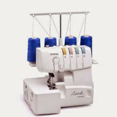 Getting Started with a New Serger