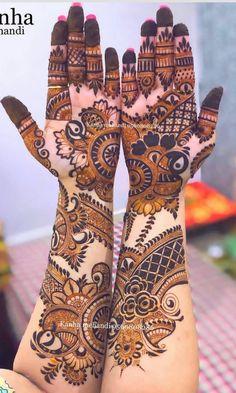 Wedding Henna Designs, Mehndi Designs Book, Mehndi Designs For Girls, Mehndi Designs 2018, Mehndi Designs For Beginners, Stylish Mehndi Designs, Dulhan Mehndi Designs, Mehndi Designs For Fingers, Mehndi Design Pictures