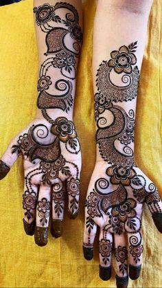 Mehndi Designs Front Hand, Khafif Mehndi Design, Latest Arabic Mehndi Designs, Indian Mehndi Designs, Stylish Mehndi Designs, Latest Bridal Mehndi Designs, Mehndi Designs Book, Mehndi Designs 2018, Mehndi Designs For Girls