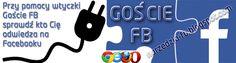Narzędzia facebook'owe - kto podglądał mój profil: WTYCZKA GOŚCIE FB - Fejs Goście