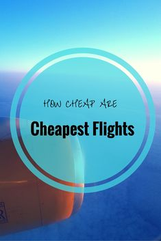 15 travel bloggers share the cheapest flights they've ever booked.