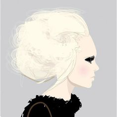 Chanel Prints and Fashion Illustrations  by Don Oehl