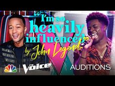"CammWess Sings The Weeknd's ""Earned It (Fifty Shades of Grey)"" - The Voice Blind Auditions 2020 The Voice Videos, The Voice Usa, Voting Online, Carson Daly, The Weeknd, John Legend, Music Covers, Fifty Shades Of Grey"