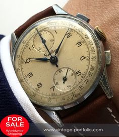 Reserved Top Breitling Vintage Chronograph#breitling #breitlingwatches  #luxurywatchbrands