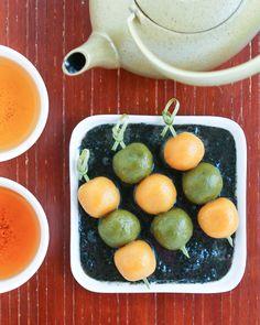 Thirsty For Tea Pumpkin & Green Tea Dango