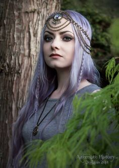 elven beauty <3 Alternate History Photography and Designs