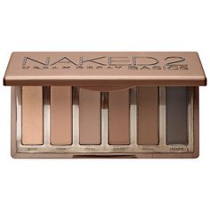 Urban Decay Naked2 Basics $29 -- these are amazingly soft and pigmented. For my light skin it gives me several cease colors which are usually hard for me to find. Skimp is my favorite from this palette.