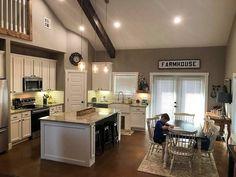 Loft Floor Plans, Modern Floor Plans, Farmhouse Floor Plans, Barndominium Floor Plans, Open Concept Floor Plans, Farmhouse Style, Metal House Plans, Pole Barn House Plans, Pole Barn Homes