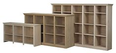 Partition Bookcases