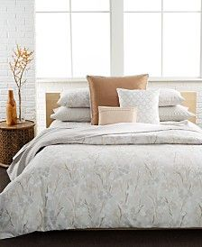 Calvin Klein Blanca Comforter and Duvet Cover Sets