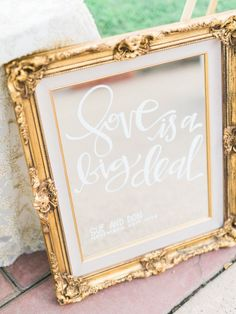 California Wedding: A Pink And Gold Beauty Part 1 - MODwedding