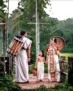 Village Photography, People Photography, Girl Photography, Street Photography, Kashta Saree, Cute Baby Girl Wallpaper, Happy Onam, Asian History, Stylish Girl Images