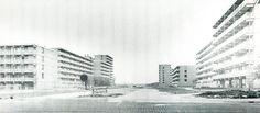 Rooseveltweg Wageningen (jaartal: 1960 tot 1970) - Foto's SERC