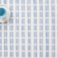 Chilewich : Table : Placemats & Runners : Stitch : Lake (Rectangle)
