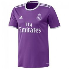 Maillot Real Madrid Pas Cher 2016 2017 Extérieur Adidas Real Madrid 8940744708948