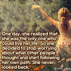One day she decided.. WILD WOMAN SISTERHOOD™ #WildWomanSisterhood #wildwomen…