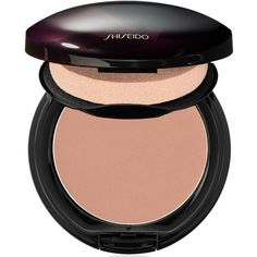 Shiseido 'The Makeup' Powdery Foundation ($30) ❤ liked on Polyvore featuring beauty products, makeup, face makeup, foundation, b natural deep beige, shiseido foundation and shiseido
